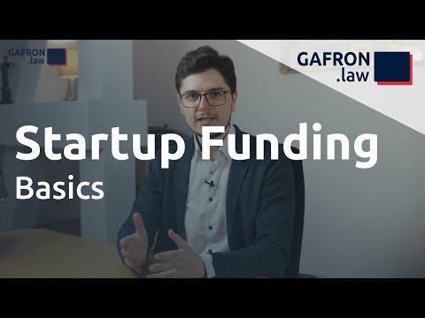 Startup Funding: Grundlagen zur Investition von RISIKOKAPITAL