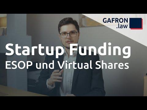 Startup Funding: Mitarbeiterbeteiligung (ESOP)
